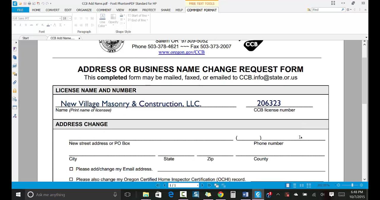 Registrar un Nombre Asumido de Negocios y Notificar al CCBthumb