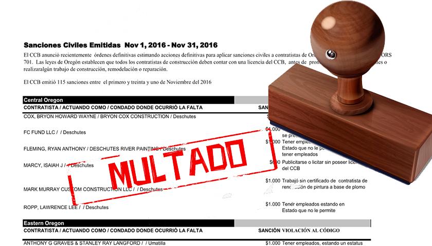 ccb noviembre licencias de negocios