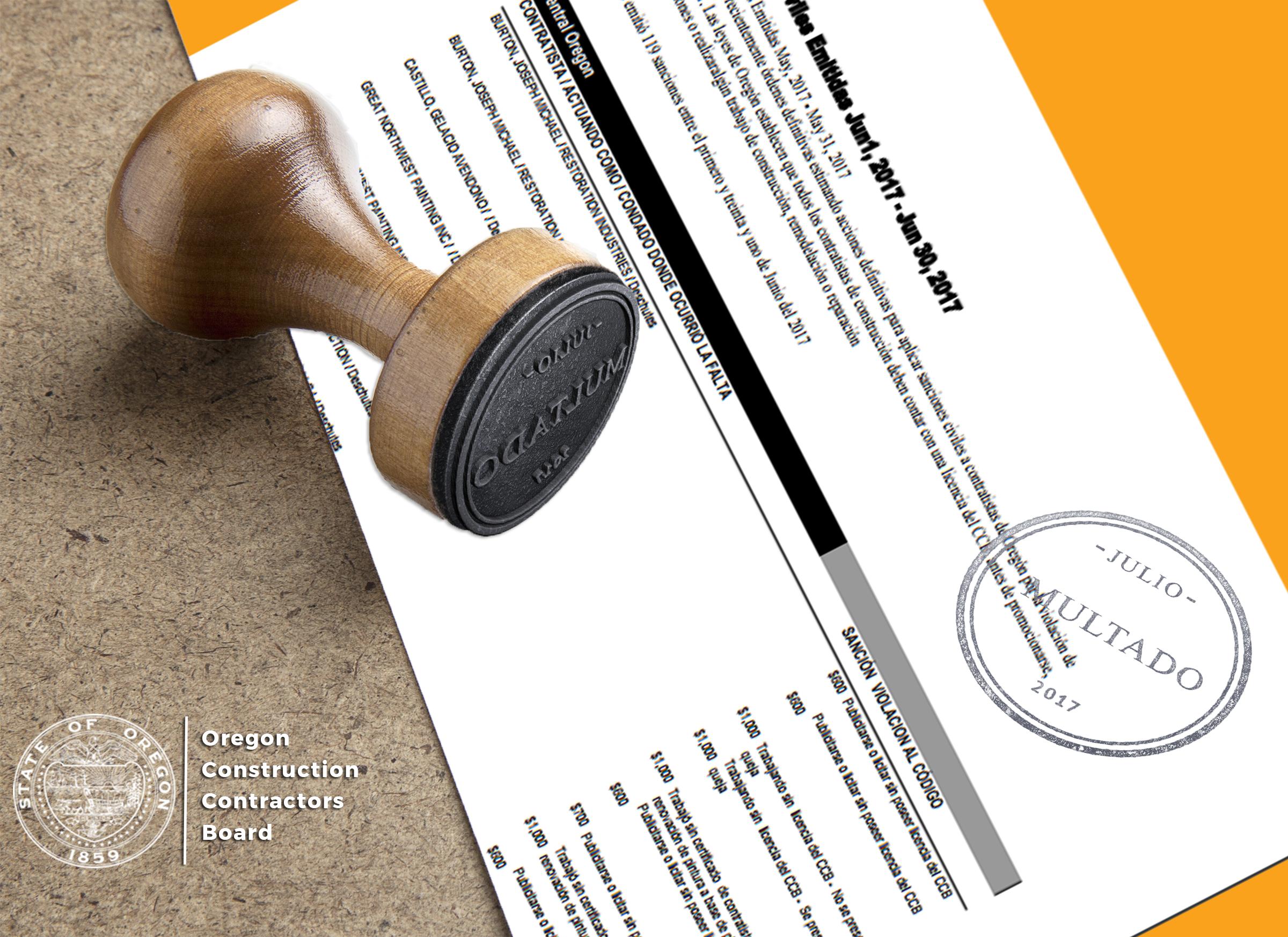 Contratistas sancionados por el ccb junio 2017 licencias - Que es un contratista ...