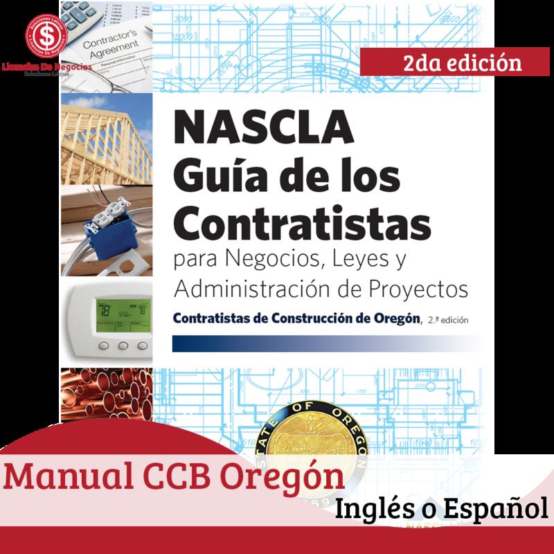 Manual Nascla CCB- Licencias de Negocios